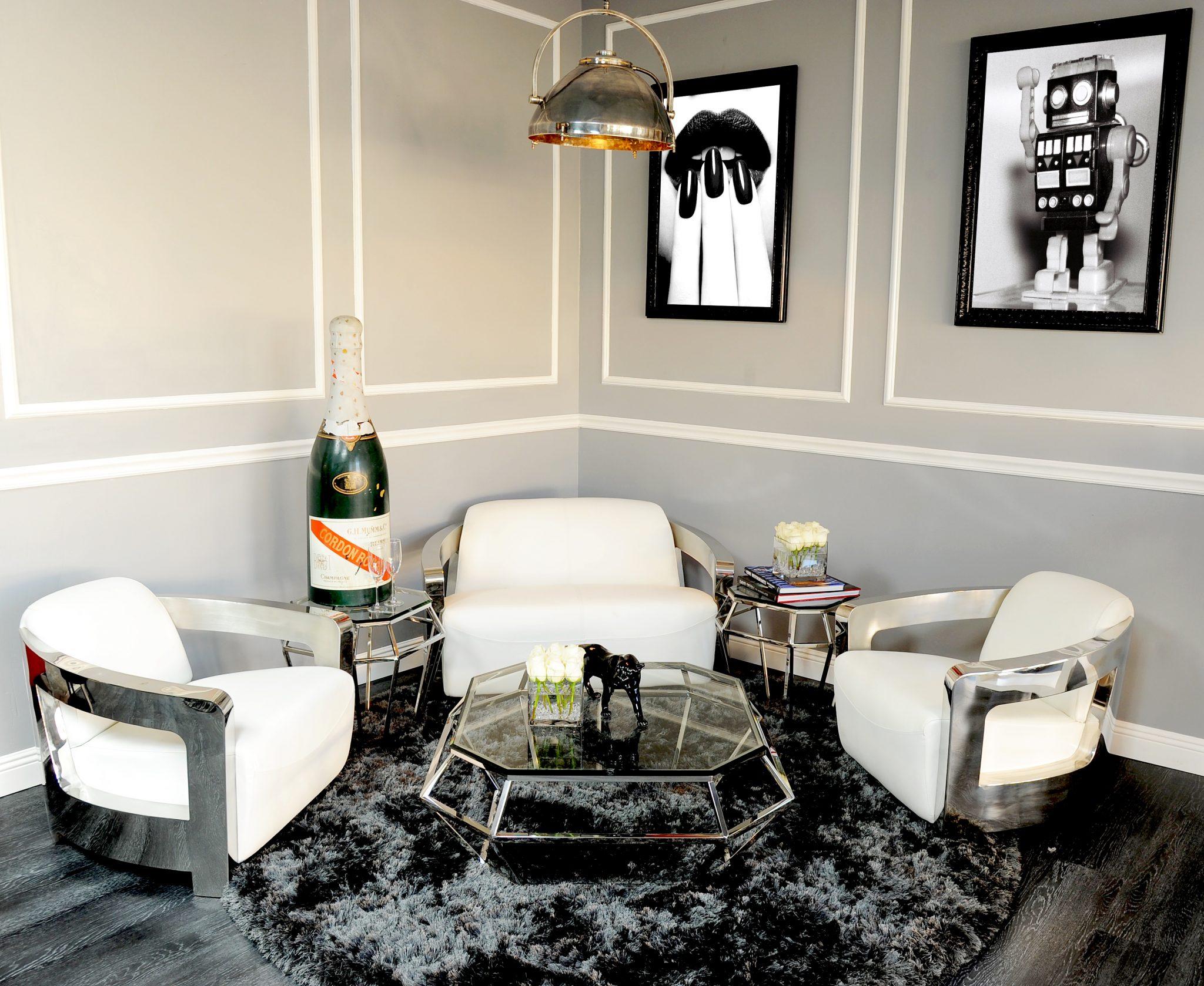 comfortable event furniture rental