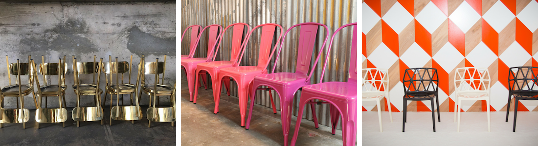 event rental chairs